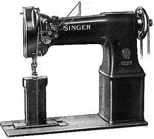 Pièces Singer 138W et 183G
