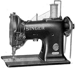Pièces détachées Singer 151W et 151K