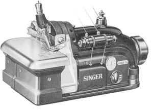 Pièces détachées Singer 246K & 460 & 460K