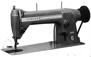 Pièces Singer 31 & 331K