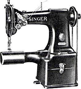 Pièces Singer 46W et 47W
