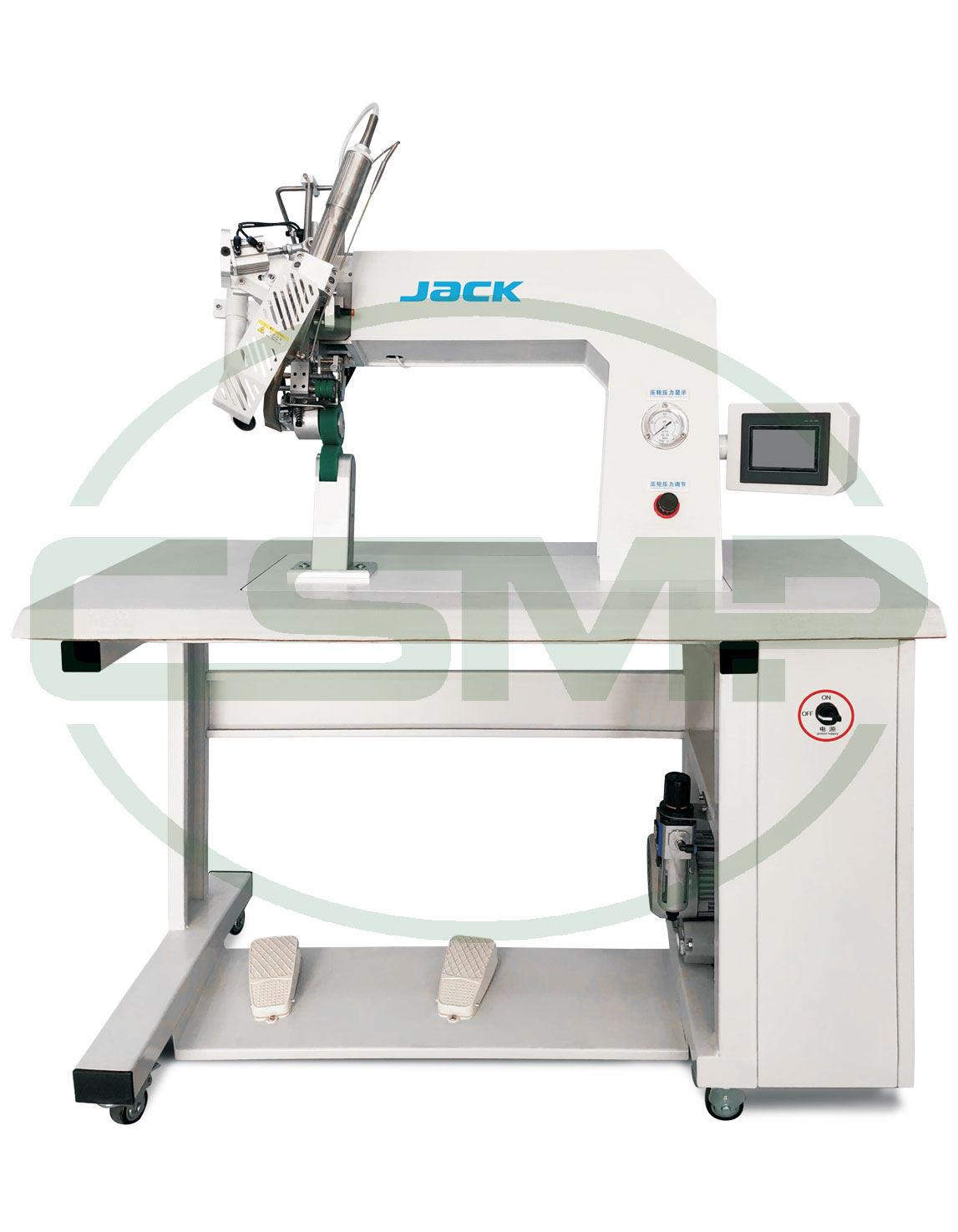 Jack Bonding, Seam Sealing Machines