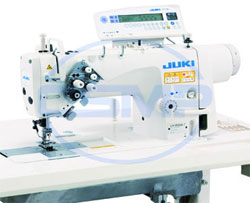 Juki 2 aiguilles, machines à point noué