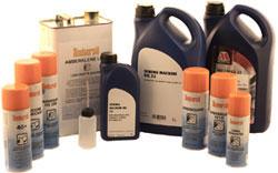 Huile et lubrifiants pour machines à coudre