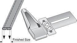 Dossiers de boucle de ceinture à deux aiguilles Suisei