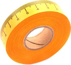 Rubans à mesurer et règles