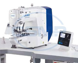 Juki LHD Bartacking, Machines à agrafer les formes