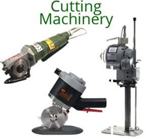 Machines de coupe