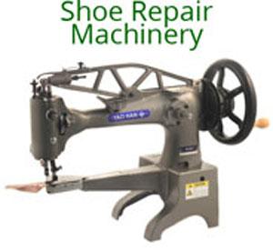 Machines de réparation de chaussures